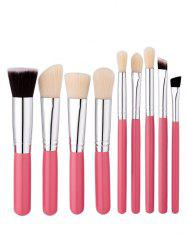 9Pcs Eye Face Beauty Makeup Brushes Set