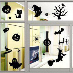 DIY Halloween Decoration Wall Stickers