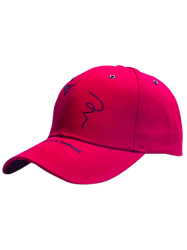 Paper Plane Pattern Letters Embroidery Baseball Hat -