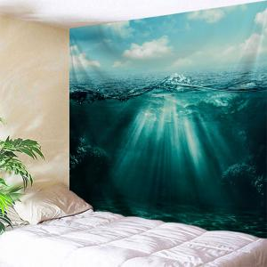 Ocean View Wall Hanging Tapestry Home Decoration