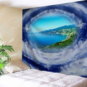 Dreamworld Sea Wave Tapestry Wall Hangings
