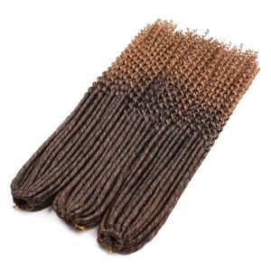 Long Crochet Faux Dread Locs Hair Braids Extensions