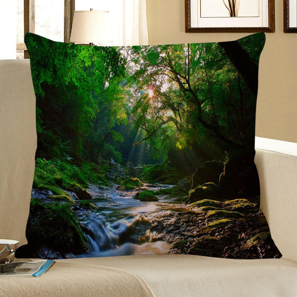 New Mountain Stream Pattern Pillowcase