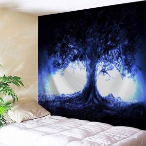 Psychedelic Tree Wall Hanging Home Decor Tapestry