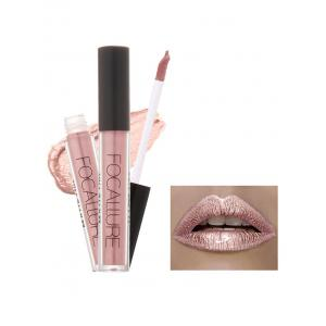 Metallic Color Moisturizing Waterproof Lip Glaze