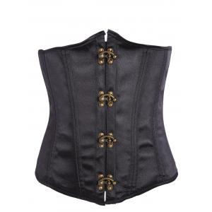 Lace Up Underbust Corset
