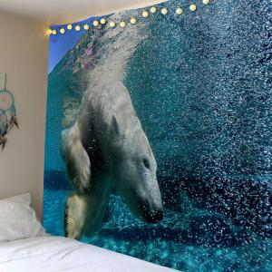 Water Animal Wall Hanging Tapestry