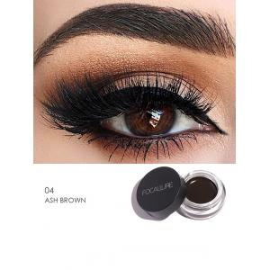 Long Lasting Waterproof Anti Sweat Eyebrow Gel Cream - Ash Brown 16 And 8#
