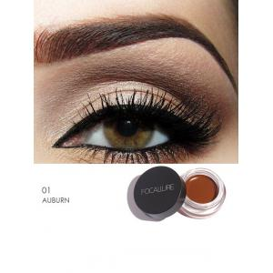 Long Lasting Waterproof Anti Sweat Eyebrow Gel Cream - Auburn Brown #30