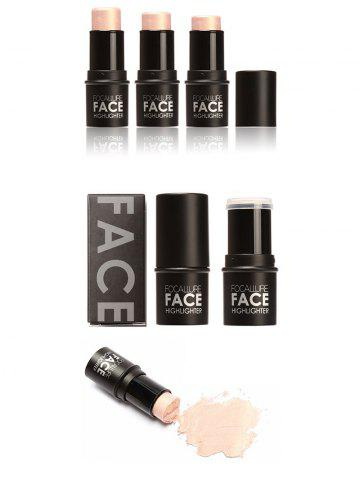 Discount Face Makeup Water Proof Highlighter Stick - #01  Mobile