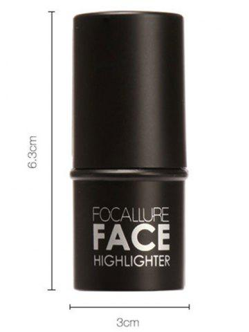 Chic Face Makeup Water Proof Highlighter Stick - #01  Mobile