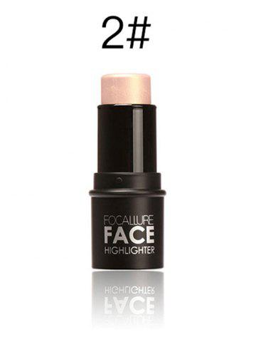 Chic Face Makeup Water Proof Highlighter Stick #02