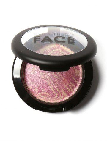 Outfit Soft Mineral Waterproof Blusher Palette - #01  Mobile