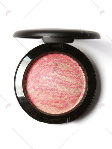 Outfit Soft Mineral Waterproof Blusher Palette - #02  Mobile