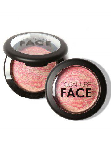 Fashion Soft Mineral Waterproof Blusher Palette - #02  Mobile