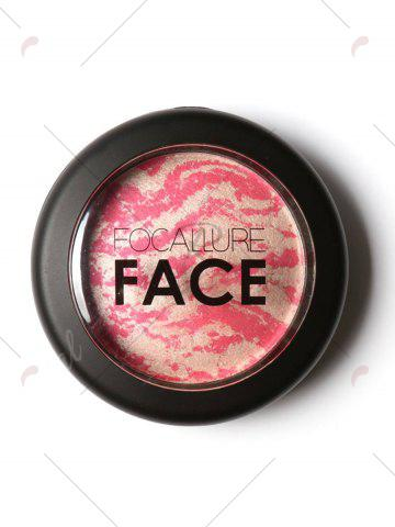 Outfit Soft Mineral Waterproof Blusher Palette - #03  Mobile