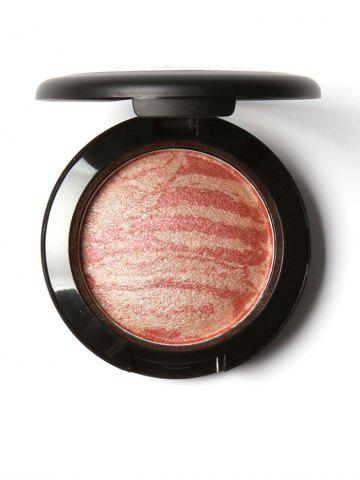 Fashion Soft Mineral Waterproof Blusher Palette - #06  Mobile