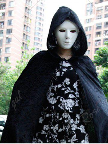 Buy Halloween Party Accessories Ghost Mask - WHITE  Mobile