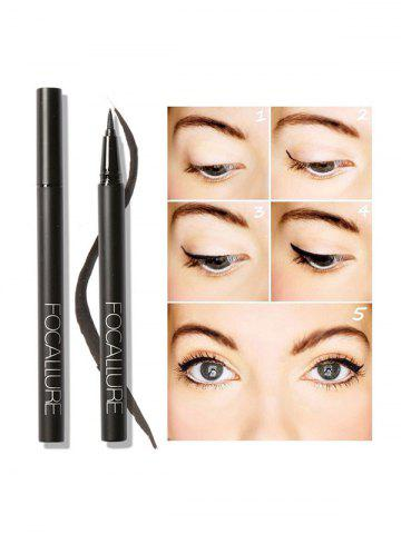 Outfit Quick Dry Anti Sweat Waterproof Eyeliner Pencil BLACK