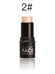 Face Makeup Water Proof Highlighter Stick -
