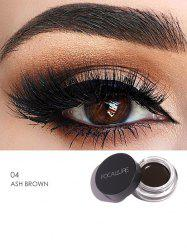 Long Lasting Waterproof Anti Sweat Eyebrow Gel Cream -