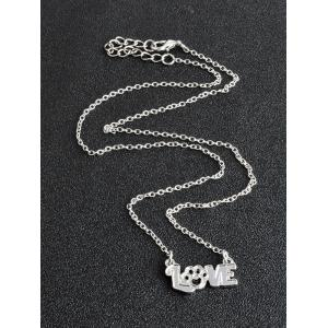 Heart Claw Footprint Love Pet Necklace -