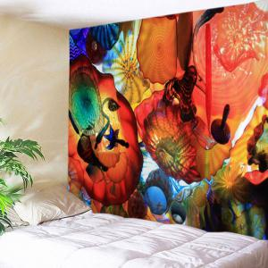 Art Glass Pattern Tapestry Wall Hanging Art Decoration