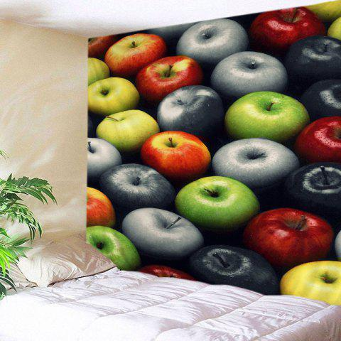Apples Print Tapestry Wall Hanging Art Décoration