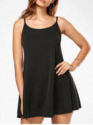 Short Slip Shift Dress -