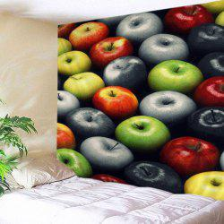 Apples Print Tapestry Wall Hanging Art Décoration -
