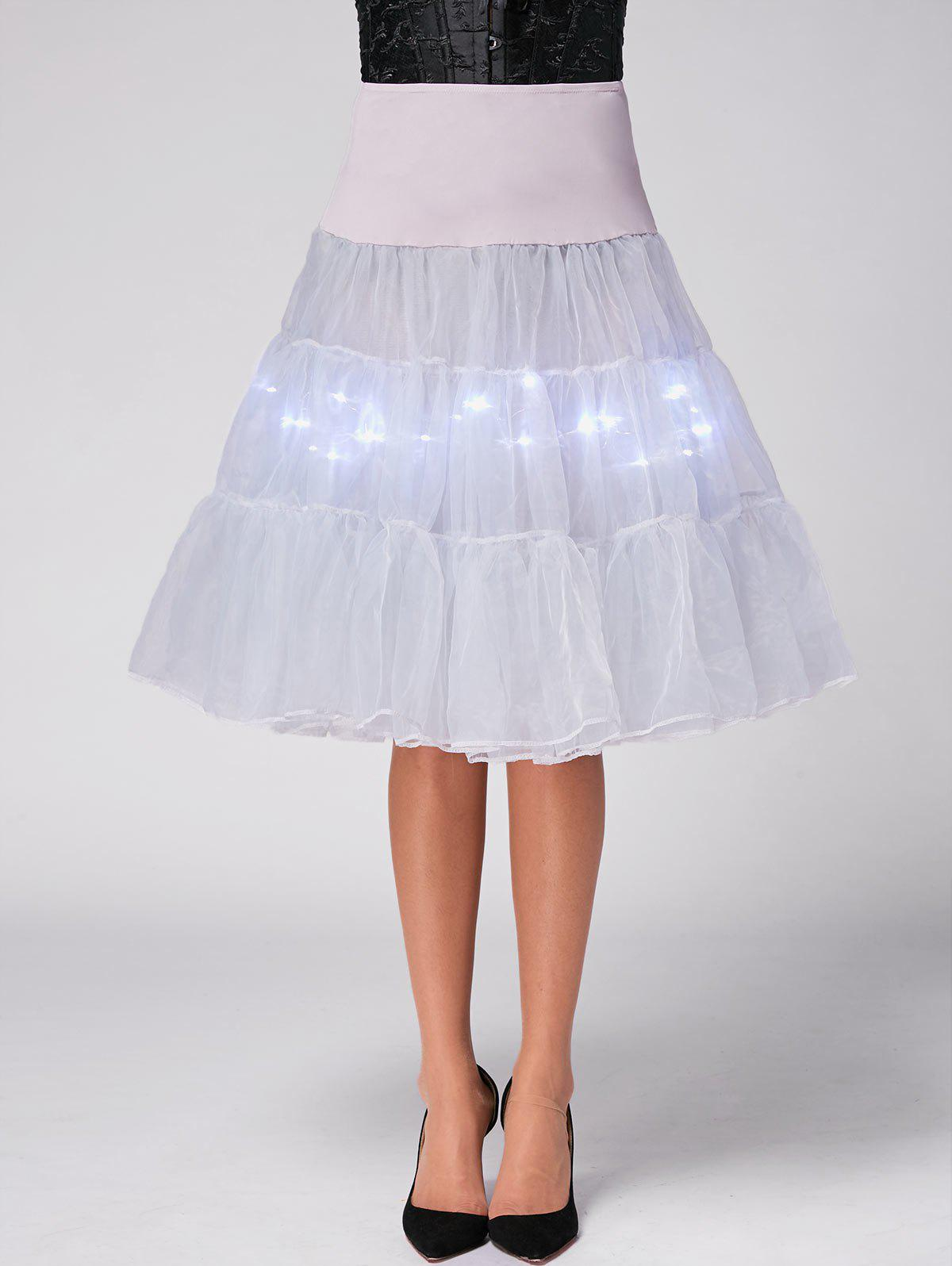 Shop Flounce Light Up Bubble Cosplay Skirt