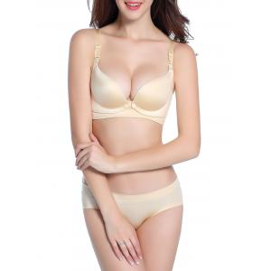 Nursing Seamless Maternity Bra
