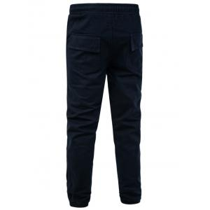 Poches arrières Pieds à rayures Beam Feet Jogger Pants -