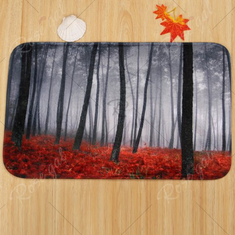 Discount 3PCS Foggy Forest Toilet Lid Cover and Floor Mat Set - SMOKY GRAY  Mobile