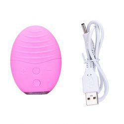 Charging Silicone Mini Facial Cleansing Instrument