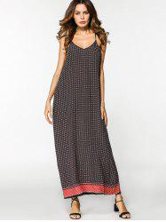 Tribal Slip Swing Maxi Dress -