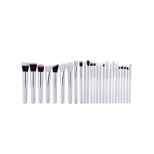 25Pcs Multipurpose Mini Makeup Brushes Set
