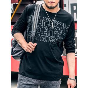 Graphic Plus Size Long Sleeve T-shirt -