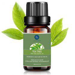 10ml Multipurpose Tea Tree Pure Aromatherapy Essential Oil - GREEN