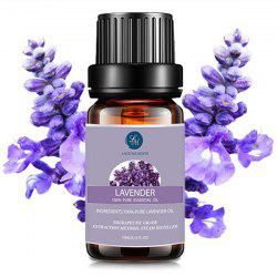 10ml Natural Lavender Aromatherapy Essential Oil - PURPLE