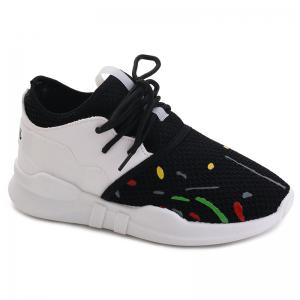 Graffitti Breathable Mesh Sneakers