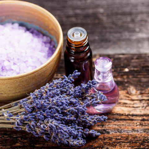 Cheap 10ml Natural Lavender Aromatherapy Essential Oil - PURPLE  Mobile