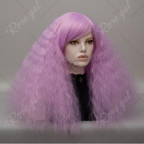 Outfits Long Side Bang Fluffy Curly Wave Lolita Cosplay Wig - JUBILEE  Mobile