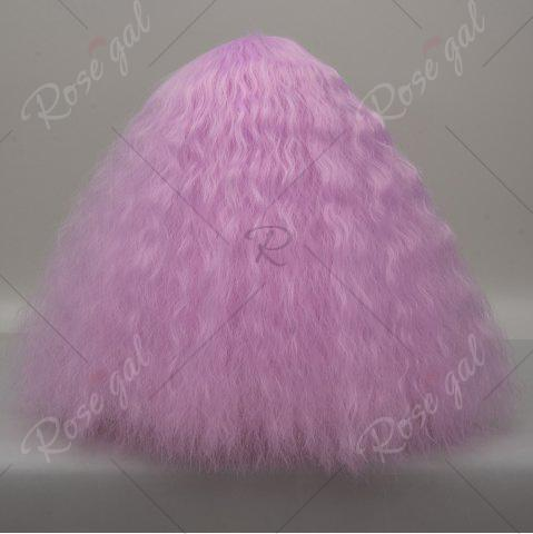 Trendy Long Side Bang Fluffy Curly Wave Lolita Cosplay Wig - JUBILEE  Mobile