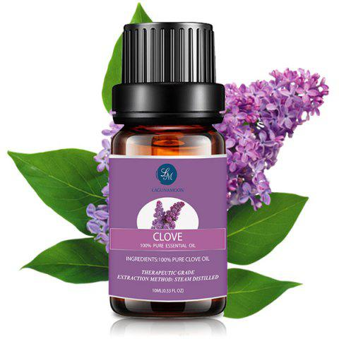 Buy 10ml Premium Therapeutic Natural Clove Essential Oil PURPLE