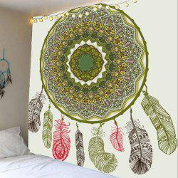 Dream Catcher Pattern Wall Decor Hanging Tapestry -