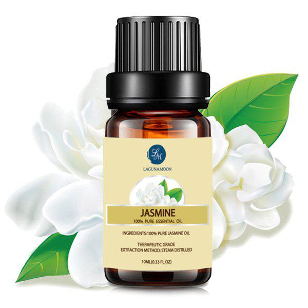 10ml Premium Therapeutic Jasmine Essential OilBEAUTY<br><br>Color: LIGHT YELLOW; Net weight(g/ml): 10ml*1; Item Type: Pure Essential Oil; Product weight: 0.0490 kg; Package weight: 0.0690 kg; Product size (L x W x H): 1.00 x 1.00 x 1.00 cm / 0.39 x 0.39 x 0.39 inches; Package size (L x W x H): 1.00 x 1.00 x 1.00 cm / 0.39 x 0.39 x 0.39 inches; Package Content: 1 x Essential Oil;