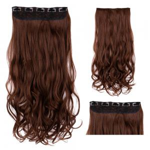 Clip In Long Wavy Synthetic Hair Extension
