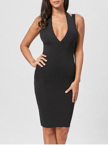 Robe Gaine Pliante Noir XL