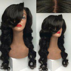 Deep Side Part Long Loose Wave Synthetic Wig